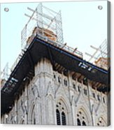Washington National Cathedral - Washington Dc - 01132 Acrylic Print by DC Photographer
