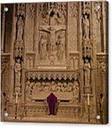 Washington National Cathedral - Washington Dc - 011324 Acrylic Print