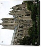 Washington National Cathedral - Washington Dc - 011350 Acrylic Print