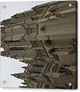 Washington National Cathedral - Washington Dc - 011357 Acrylic Print
