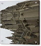 Washington National Cathedral - Washington Dc - 011357 Acrylic Print by DC Photographer