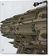 Washington National Cathedral - Washington Dc - 011367 Acrylic Print by DC Photographer