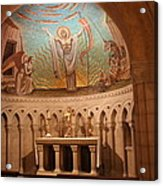 Washington National Cathedral - Washington Dc - 011370 Acrylic Print
