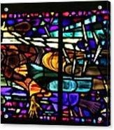 Washington National Cathedral - Washington Dc - 011388 Acrylic Print by DC Photographer