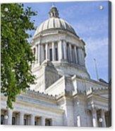 Washington State Capitol Building Acrylic Print