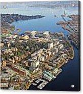 Washington University Acrylic Print