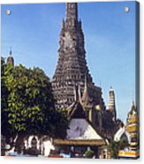 Wat Arun Acrylic Print