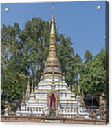 Wat Chai Monkol Phra Chedi Dthcm0860 Acrylic Print