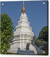 Wat Duang Dee Phra Chedi Dthcm0299 Acrylic Print