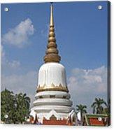 Wat Phrasri Mahathat Phra Chedi Srimahatha Dthb1473 Acrylic Print