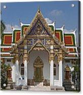 Wat Phrasri Mahathat Ubosot Dthb1464 Acrylic Print