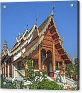 Wat Phuak Hong Phra Wihan Dthcm0582 Acrylic Print