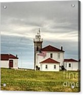 Watch Hill Lighthouse Acrylic Print