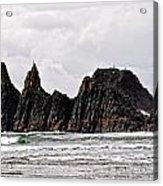 Watchful Eye Of Seal Rock Acrylic Print