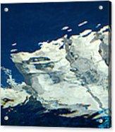 Water Abstract 1 Acrylic Print