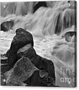 Water And Stone Nigel Creek 2 Acrylic Print
