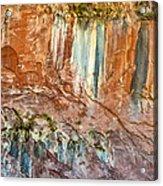 Water Artworks Acrylic Print