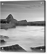 Water Barriers Acrylic Print