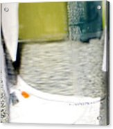 Water Bottle Acrylic Print