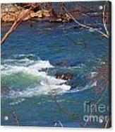 Water Detail 03 Acrylic Print