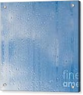Abstract Of Condensation And Vapor Acrylic Print