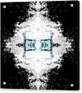 Water Explosion Acrylic Print