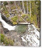 Water Fall 3 Acrylic Print