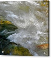 Water - Flow Of Life 1 Acrylic Print