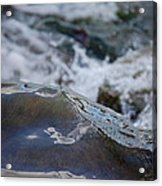 Water Mountain 1 By Jrr Acrylic Print