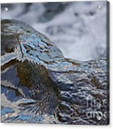 Water Mountain 2 By Jrr Acrylic Print