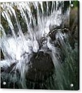 Water Noise And Light Acrylic Print