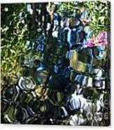 Water Reflections 9 Acrylic Print