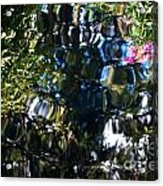 Water Reflections 8 Acrylic Print