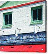 Water Street 0772 Acrylic Print