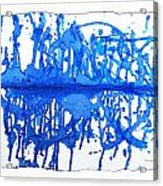 Water Variations 13 Acrylic Print