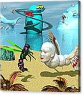 Water World Acrylic Print