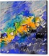 Watercolor 314040 Acrylic Print