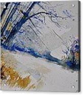 Watercolor 419082 Acrylic Print