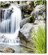 Waterfall 4 Acrylic Print