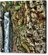 Waterfall At Castle In The Clouds Acrylic Print