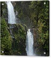 Waterfall, Chile Acrylic Print