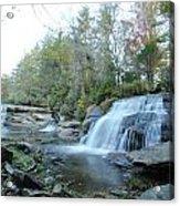 Waterfall Country Acrylic Print