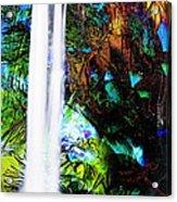 Waterfall Enchantment II Acrylic Print