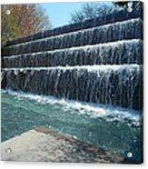 Waterfall Heaven Acrylic Print