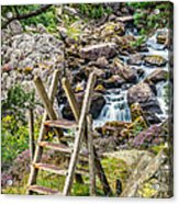 Waterfall Way Acrylic Print