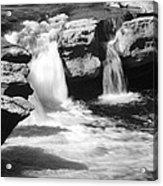 Waterfalls Acrylic Print