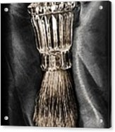 Waterford Crystal Shaving Brush 2 Acrylic Print