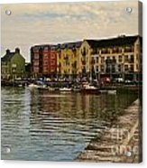 Waterford Waterfront Acrylic Print