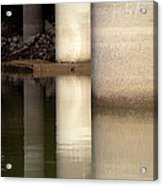Waterfront Reflections Acrylic Print