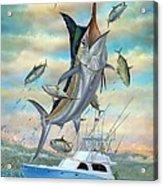 Waterman Acrylic Print by Terry Fox
